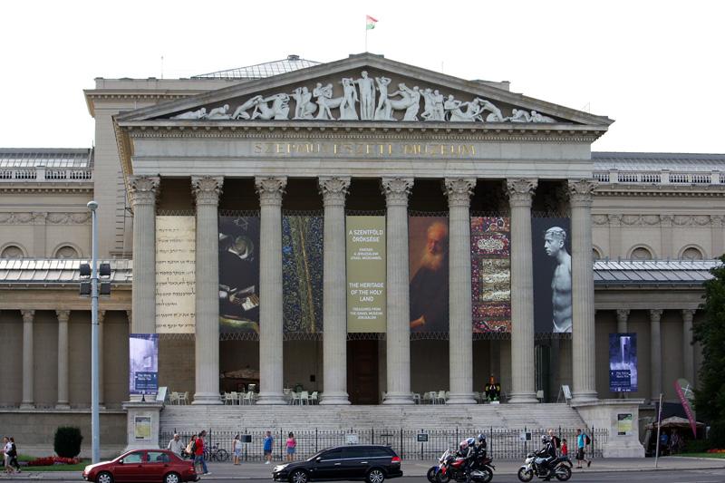 Museo de Bellas Artes, Budapest