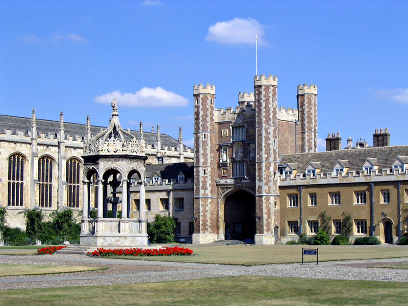 Trinity college cambridge history essay