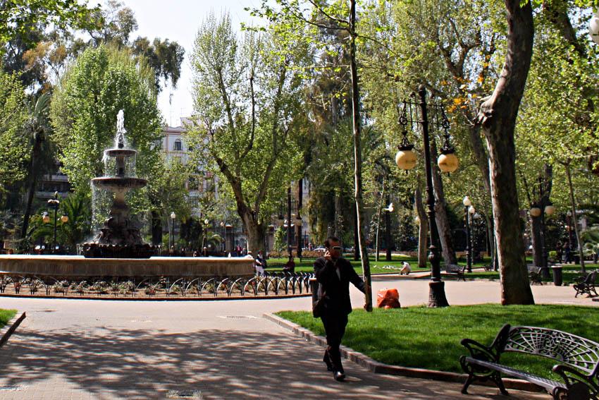 Jardines de la merced plaza de col n c rdoba for Jardines de plaza