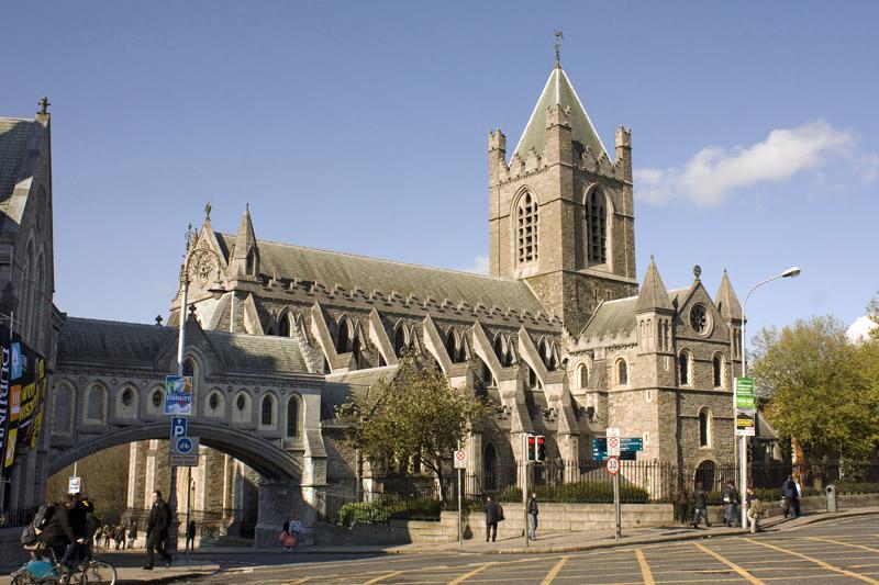 Christ Church Shooting Hd: Opiniones De Catedral De La Santísima Trinidad De Dublín