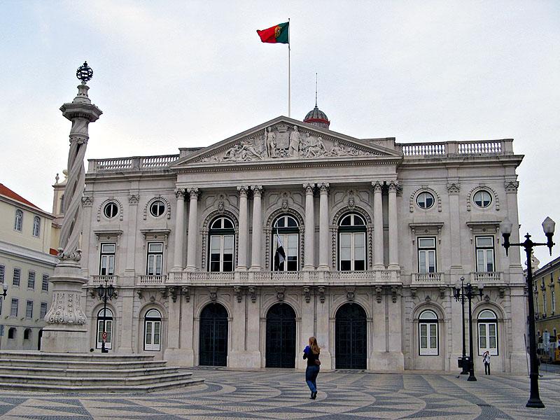 C mara municipal ayuntamiento de lisboa for Ayuntamiento de villel de mesa
