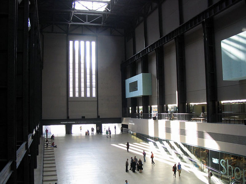 Great Interior de la Tate modern, Londres 800 x 600 · 106 kB · jpeg