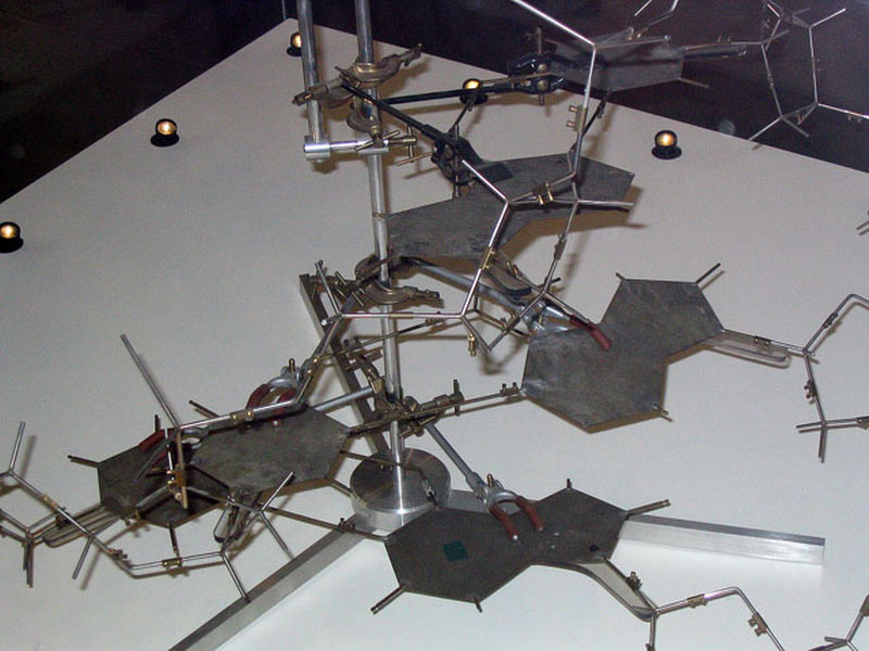 Modelo original del ADN