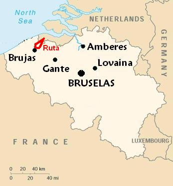 gent belgica mapa Fotos de Bélgica. Bruselas, Brujas, Gante, Amberes y Lovaina gent belgica mapa